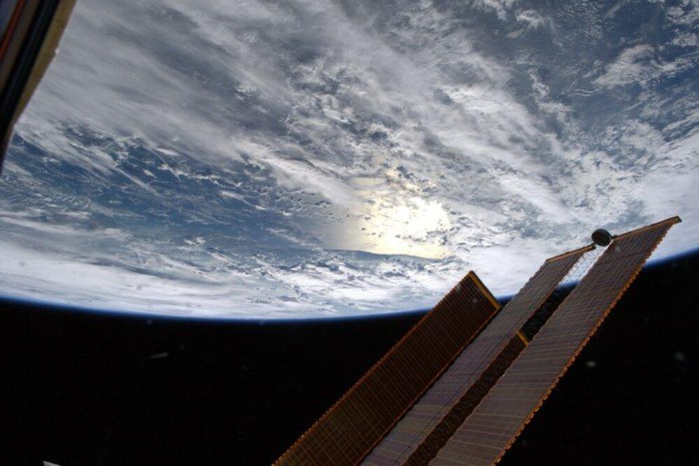 In diretta con Luca Parmitano dalla Stazione Spaziale Internazionale