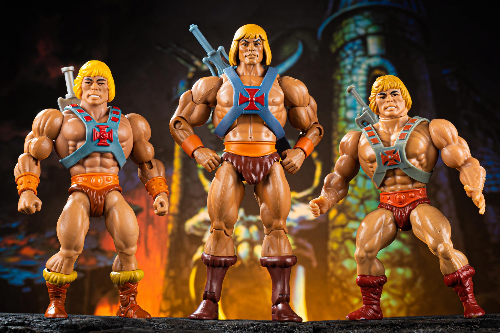 Masters of the Universe Origins: Mattel presenta la nuova collezione al San Diego Comic-Con