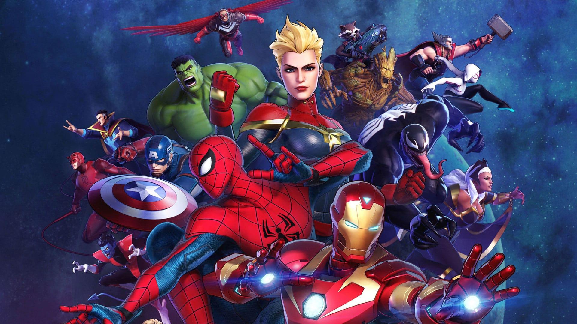 Marvel Ultimate Alliance 3: The Black Order