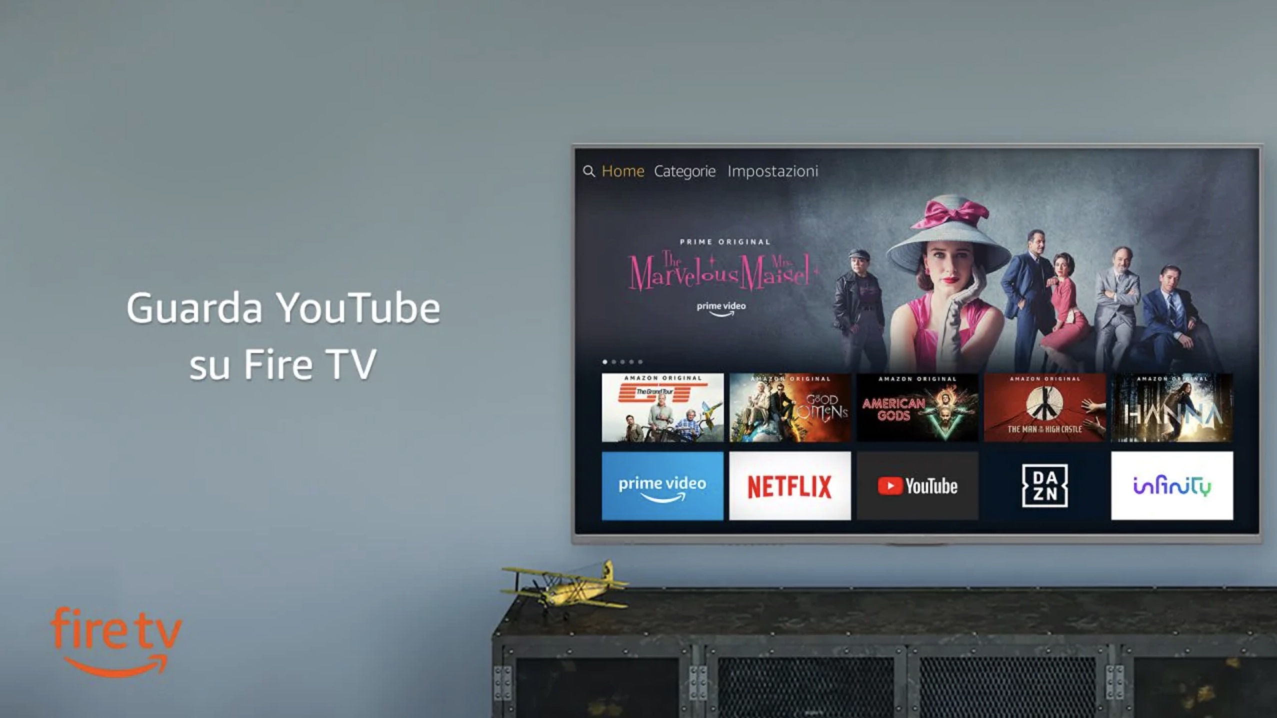 Google e Amazon fanno pace: finalmente Youtube su Fire TV e Prime Video su Chromecast e Android TV