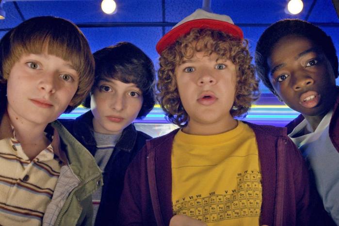 Stranger Things 3 serie tv fantasy Netflix