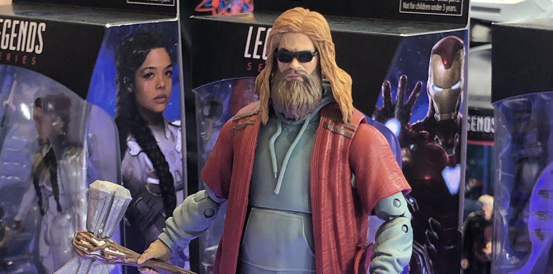 Hasbro ha annunciato una action figure Marvel Legends di Bro Thor