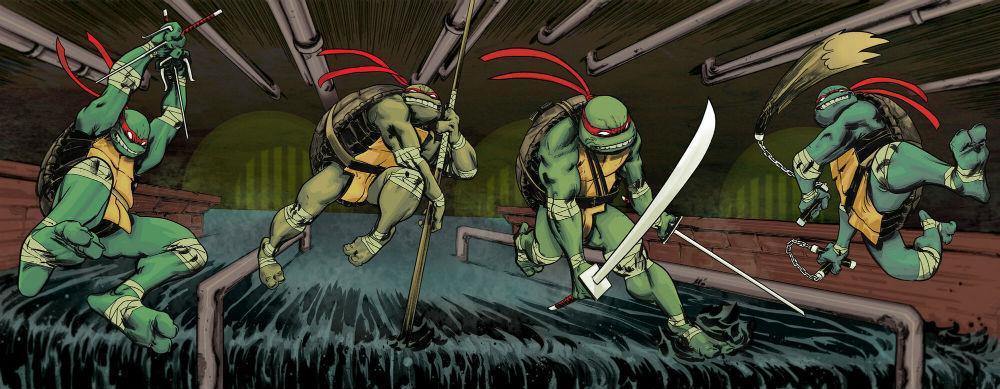 Teenage Mutant Ninja Turtles: arriva una nuova Tartaruga Ninja nel gruppo