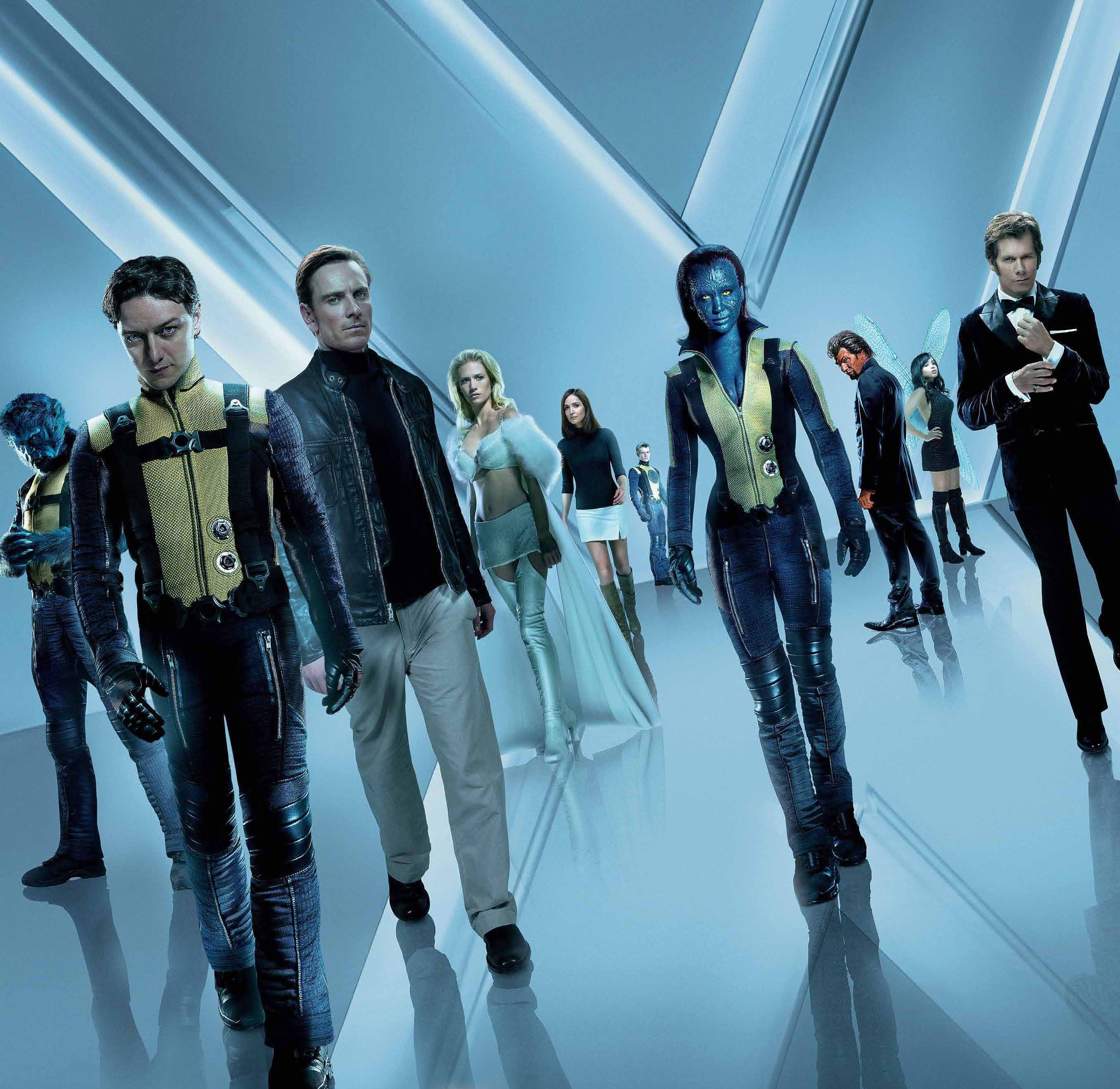 X-Men First Class: dalla carta al cinema