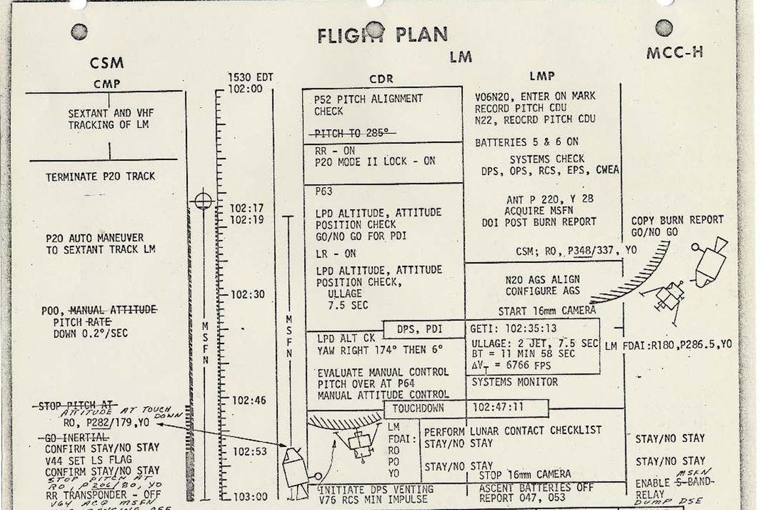 All'asta il Diario di Bordo dell'Apollo 11