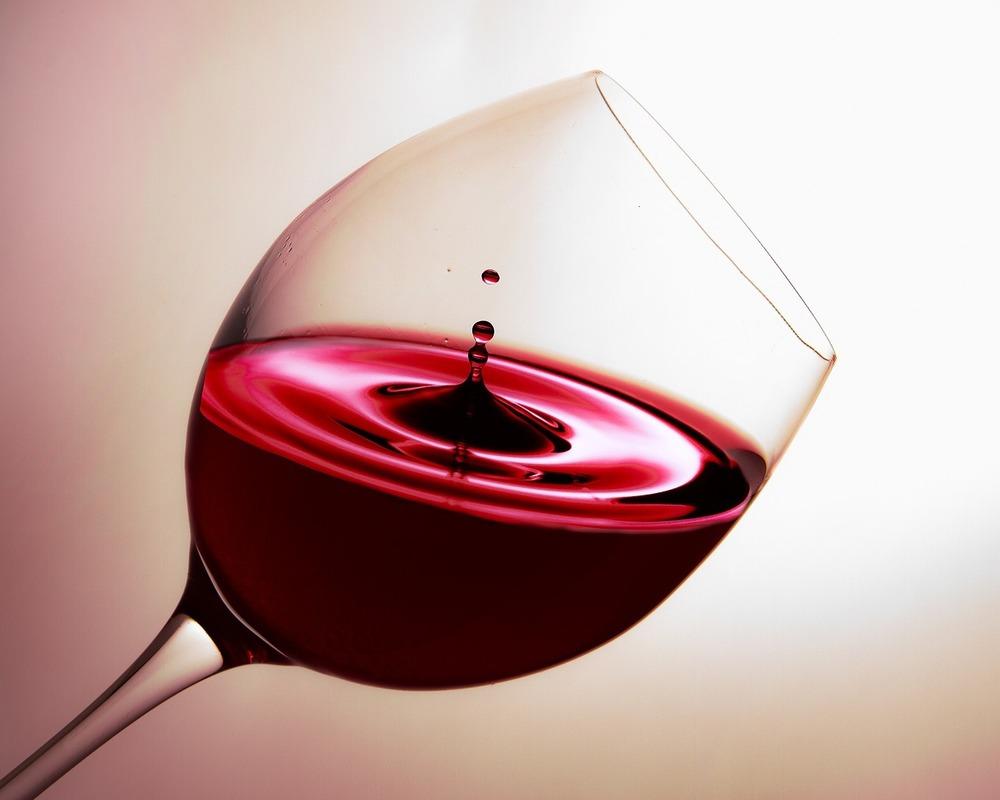 In viaggio su Marte con del buon vino rosso