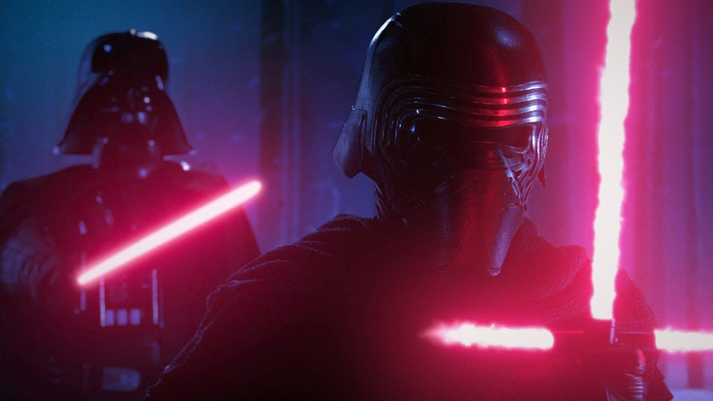 Force of Darkness il bellissimo fan film di Star Wars che ci mostra l'incontro tra Kylo Ren e Darth Vader
