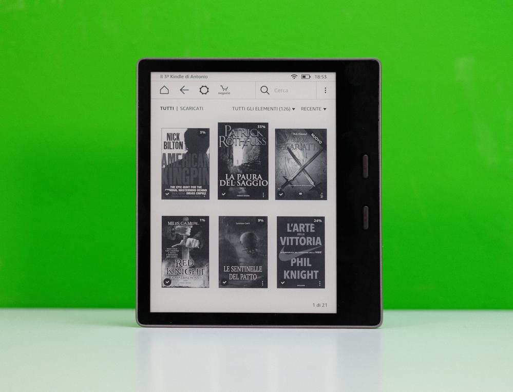 È arrivato il momento di comprarti un Kindle