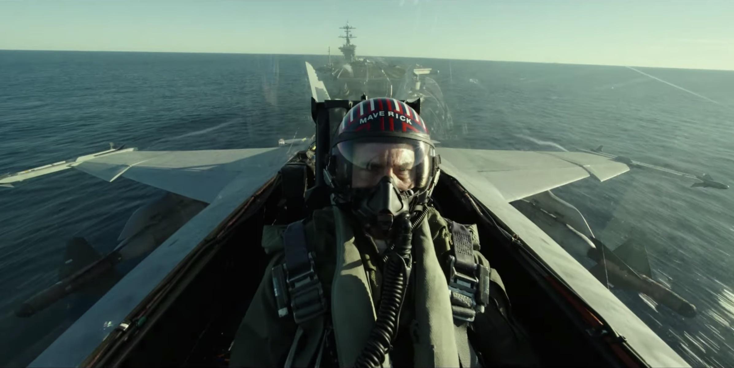 Top Gun Maverick: Ecco il primo trailer!
