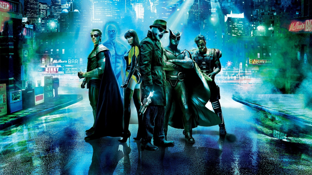 Watchmen: ecco il trailer della serie TV HBO