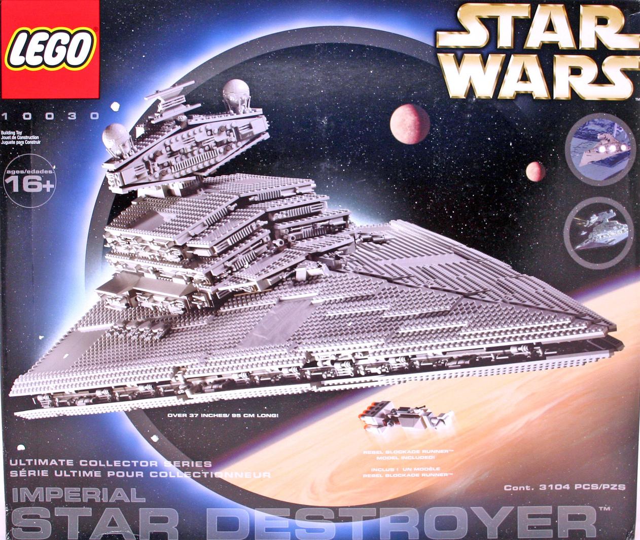 Nuove informazioni sul probabile LEGO Star Wars Imperial Star Destroyer UCS