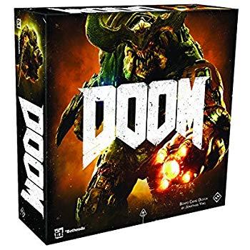 Doom, il gioco da tavolo