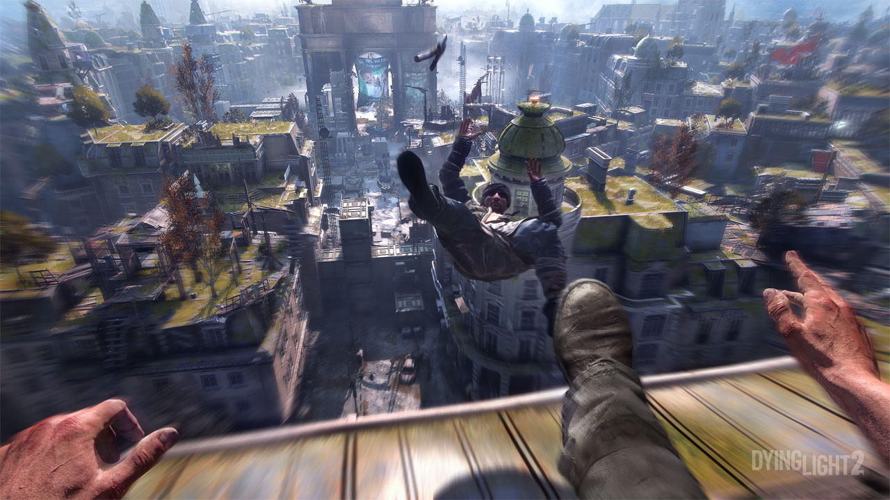 Dying Light 2, l'epidemia si diffonde alla Gamescom 2019