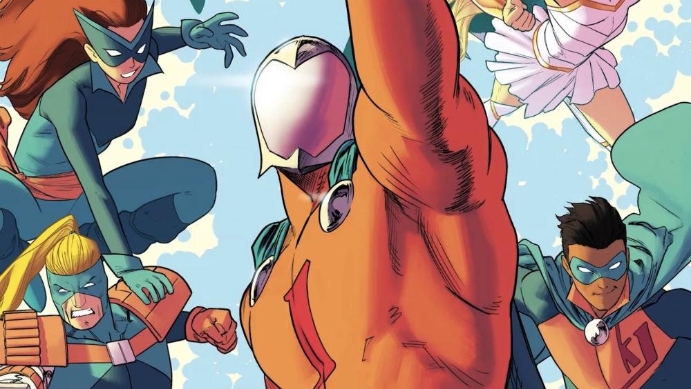 Doc Justice e il J-Team: Marvel svela chi si cela dietro al nuovo gruppo di eroi