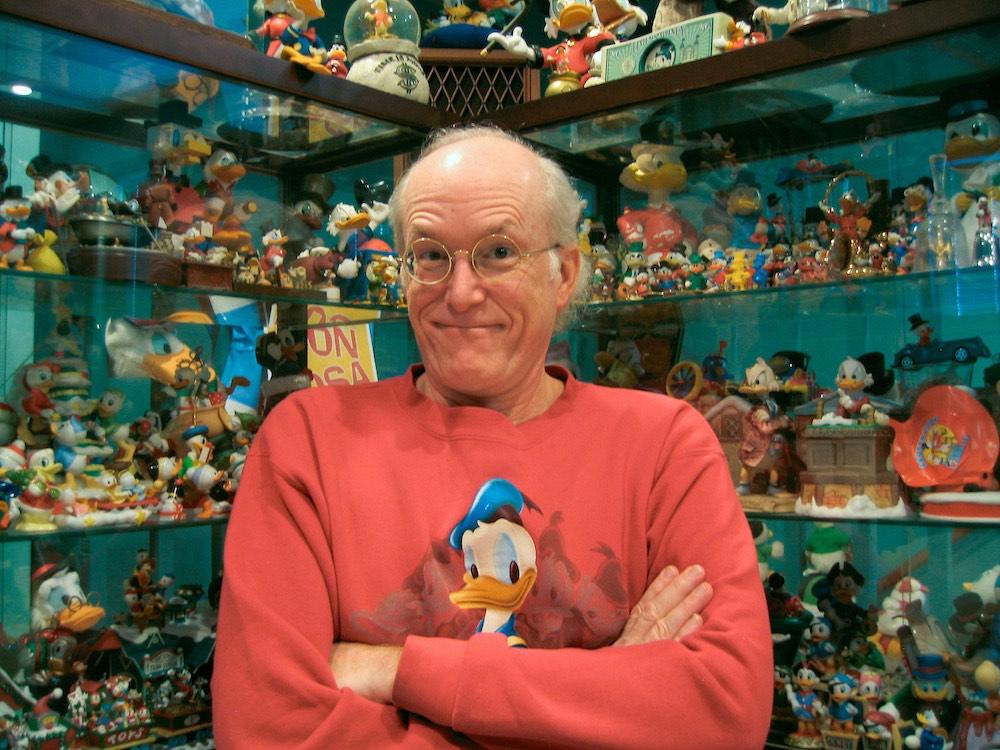 Don Rosa sarà uno degli ospiti di Lucca Comics & Games 2019