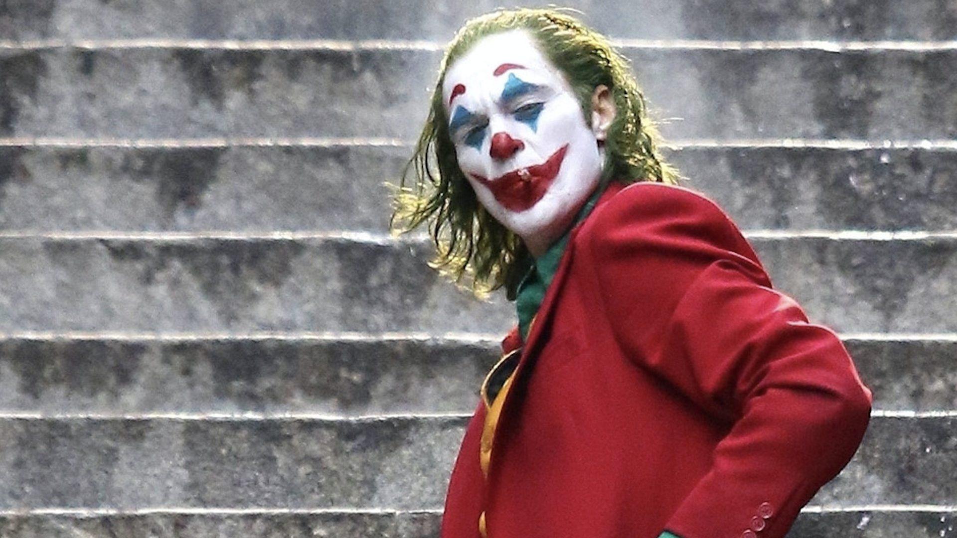 Joker: le scalinate del film sono diventate luogo di culto