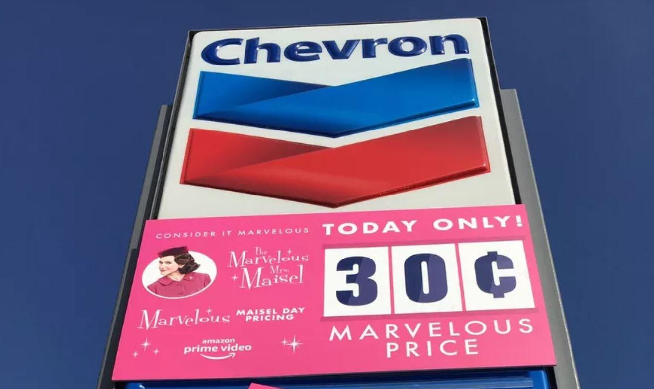 Amazon per un giorno intero ha venduto la benzina a 30 cent per gallone: è intervenuta la polizia