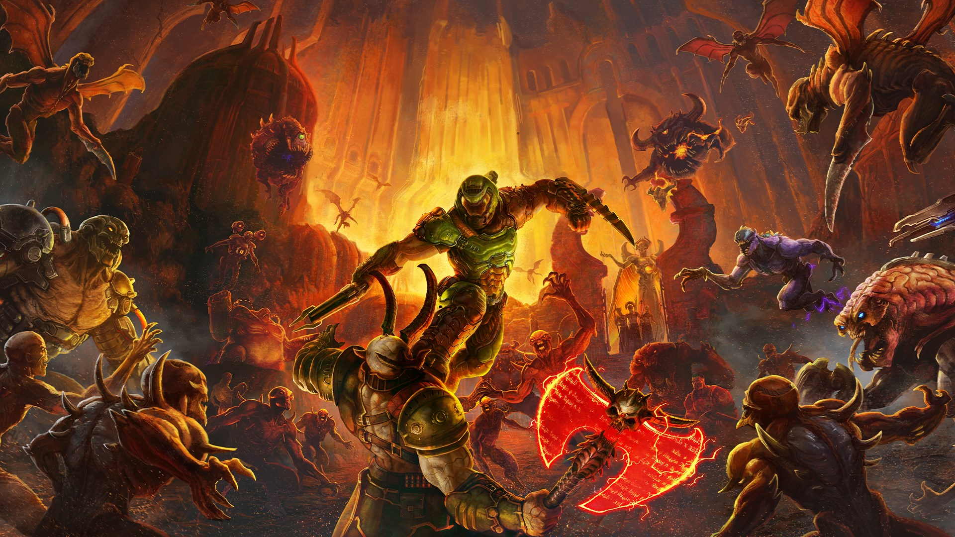 Doom Eternal provato alla Gamescom 2019