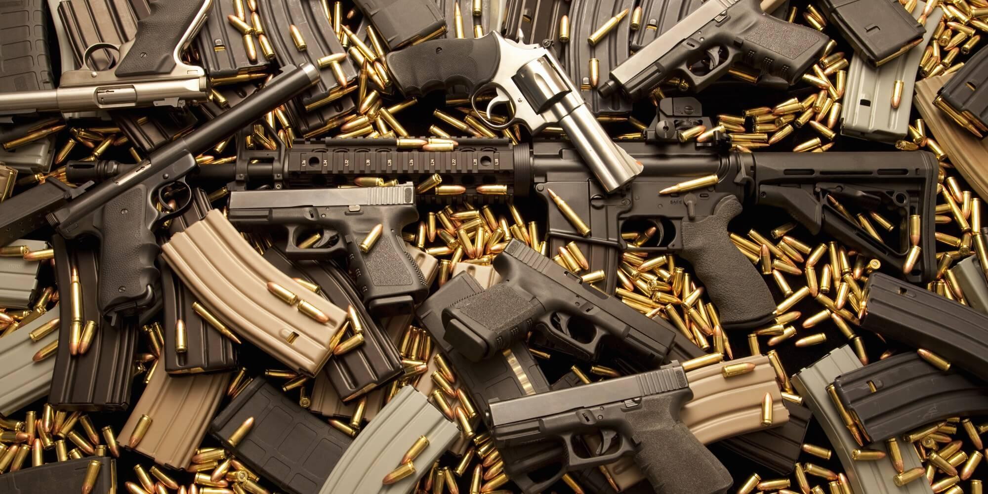 I trafficanti di armi americani amano Snapchat