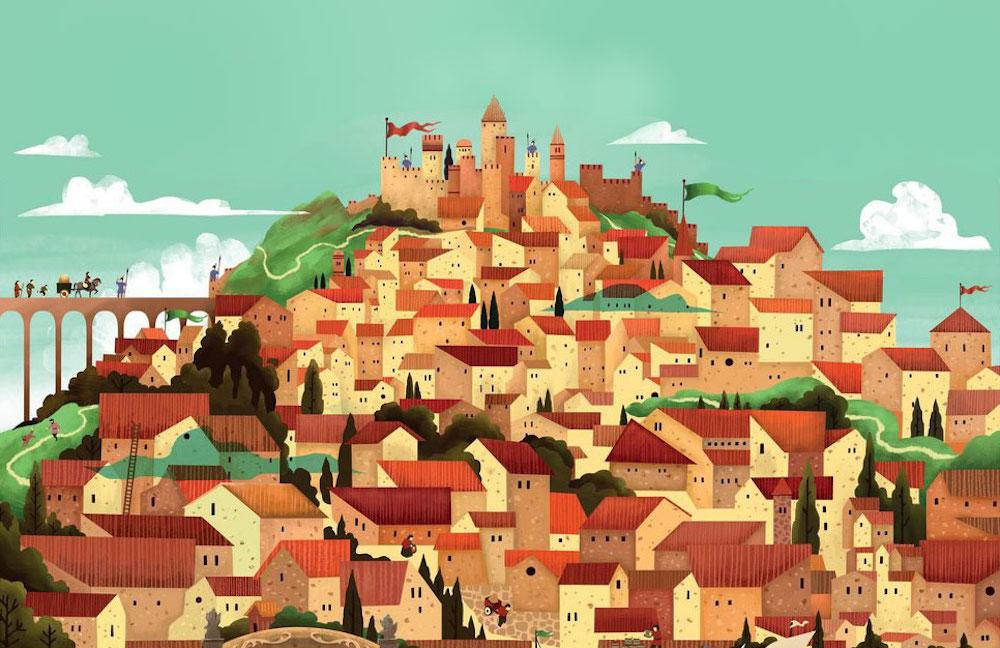 Recensione Coimbra: conquistiamo il Portogallo a colpi di dadi
