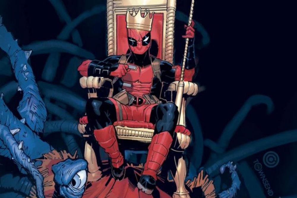 Marvel ha annunciato le serie di Deadpool, Scream e Morbius