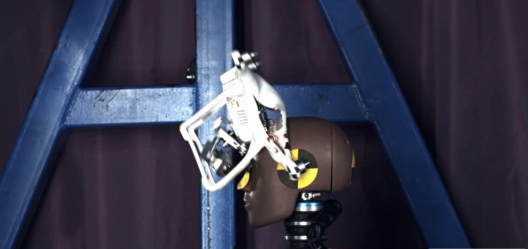 Si può venire uccisi da un drone? Secondo la ASSURE è impossibile