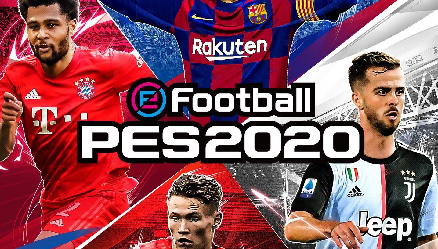 PES 2020 vanterà la licenza ufficiale della Serie A