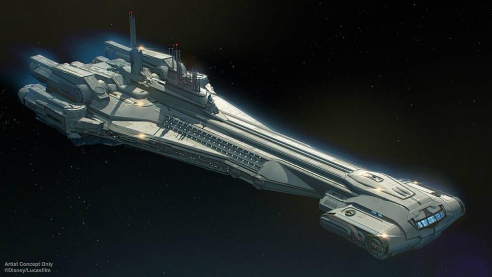 Galactic Starcruiser sarà il nome dell'hotel a tema Star Wars che aprirà al Walt Disney World Resort in Florida