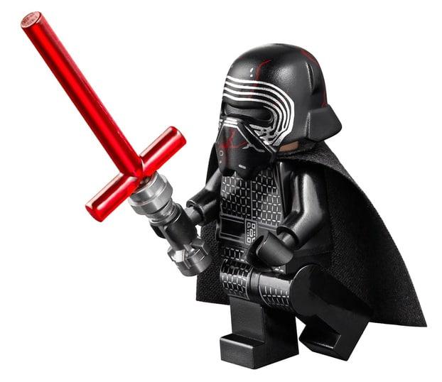 Breaking News Prime Immagini Dei Nuovi Set Star Wars In Uscita Ad Ottobre
