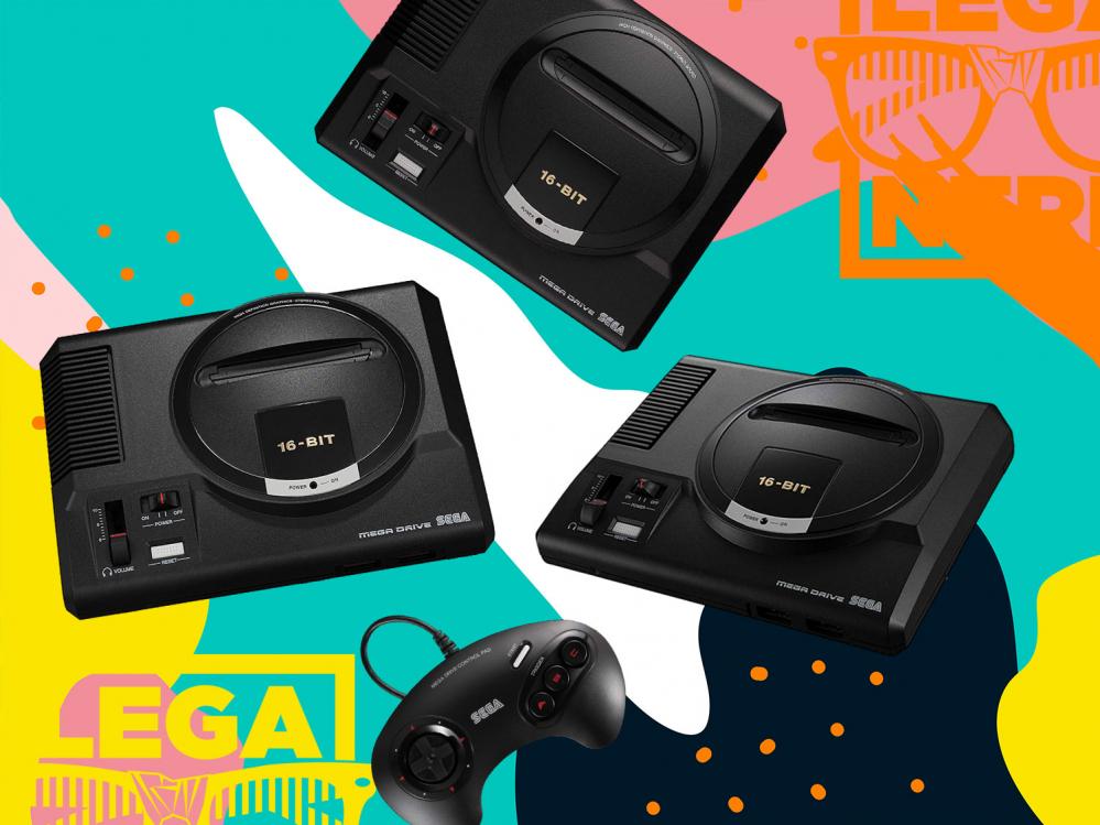 SEGA Mega Drive Mini: abbiamo provato il ritorno dei 16 bit