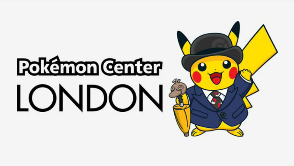 Un Pokémon Center temporaneo in arrivo a Londra