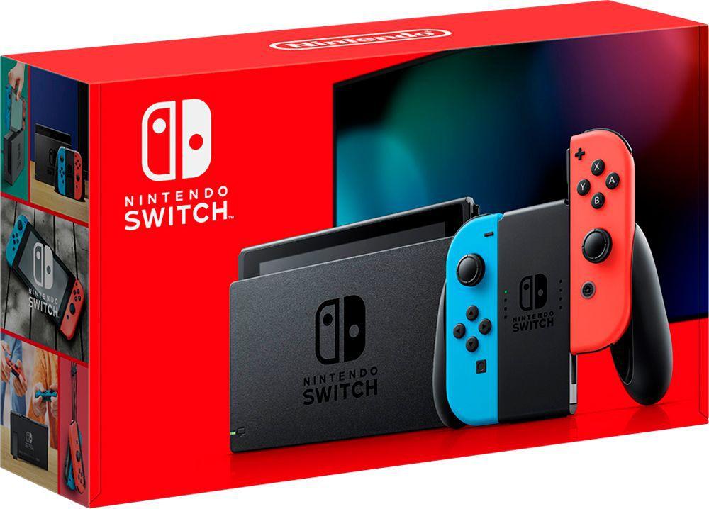 Nintendo Switch va ricaricata almeno una volta ogni sei mesi