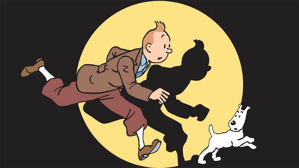 Tintin: il pittore Xavier Marabout ritrae il personaggio come in quadri di Edward Hopper