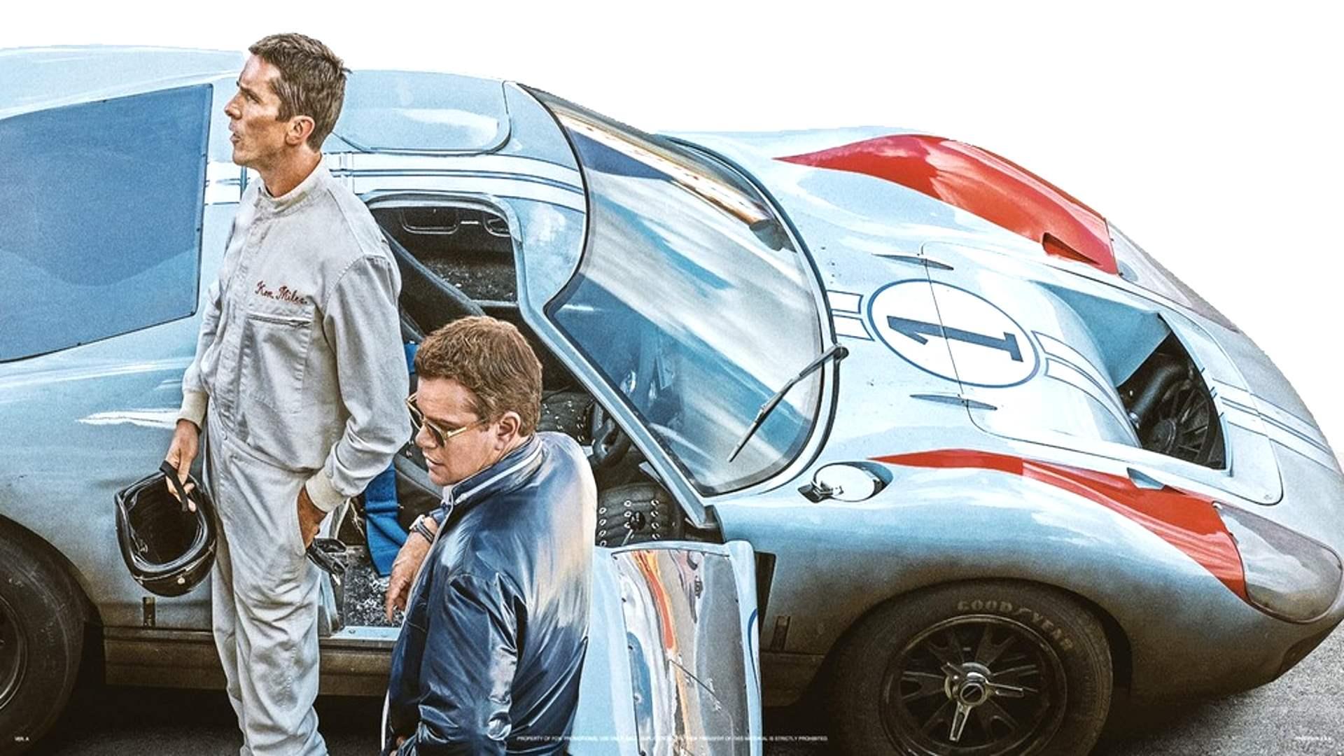 Le Mans '66 - La Grande sfida: ecco il trailer con Christian Bale e Matt Damon
