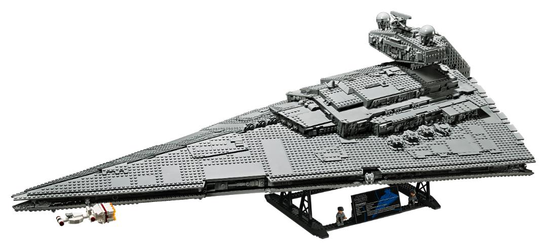 Ufficiale il set LEGO Star Wars 75252 Imperial Star Destroyer UCS
