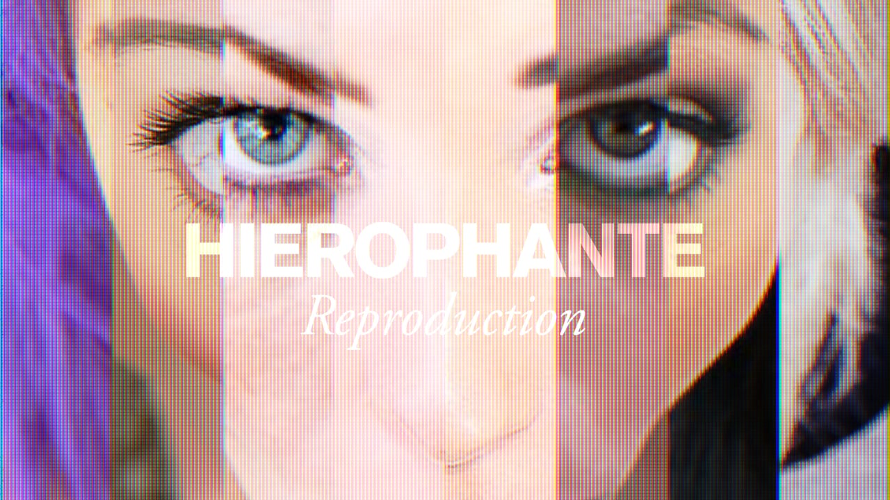 Hiérophante - Reproduction (censored)