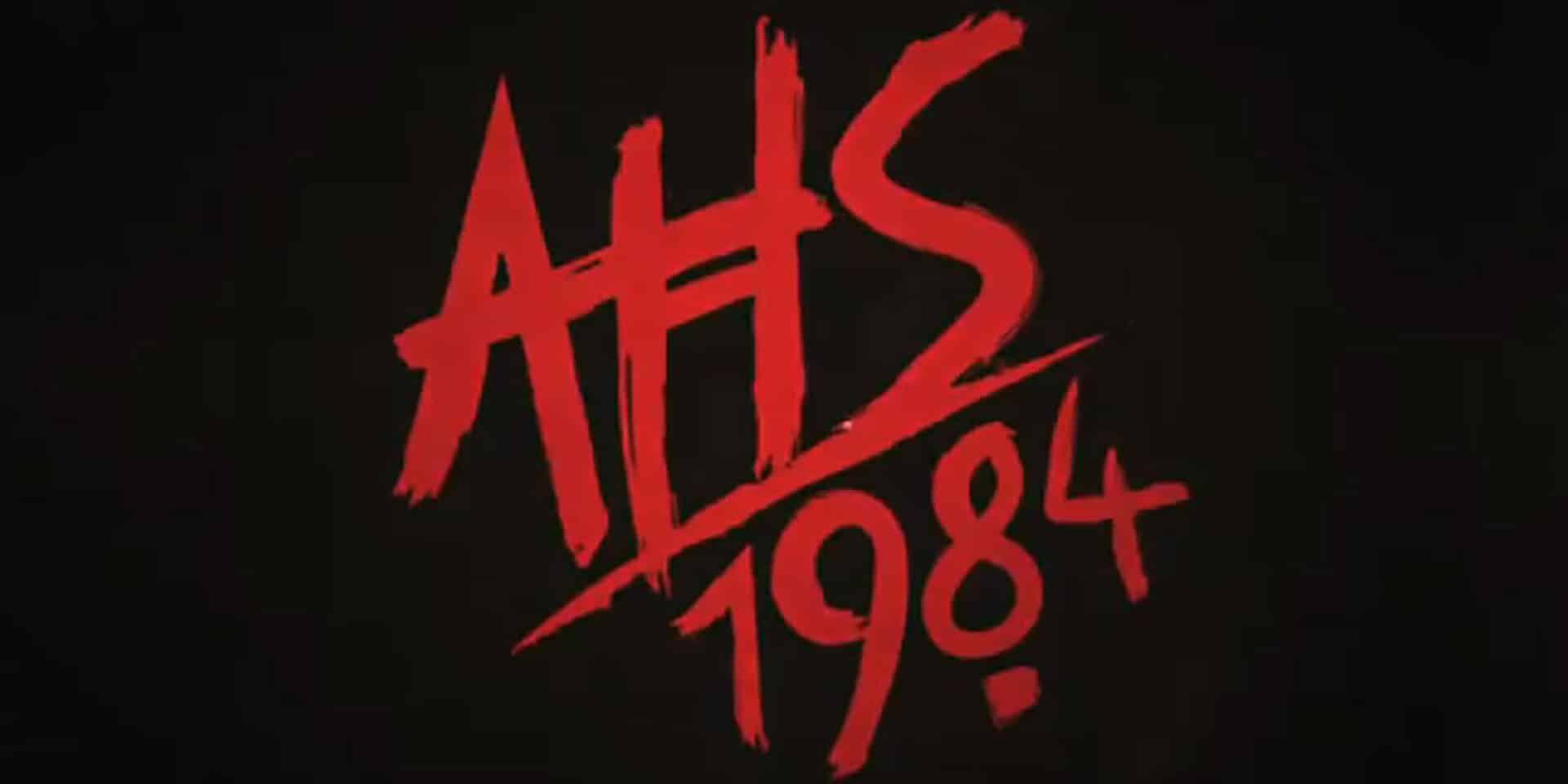 American Horror Story: 1984 - diffusi nuovi poster e teaser