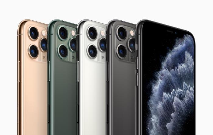 Ecco i nuovi iPhone 11, 11 Pro e 11 Pro Max