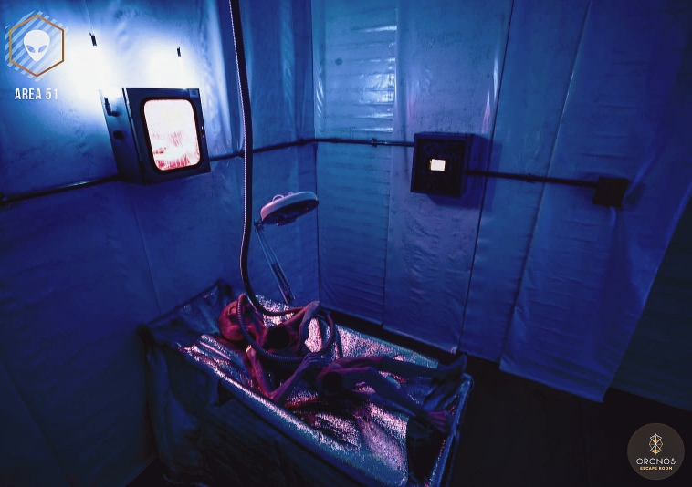 Escape Room: Lega Nerd vi fa entrare nella tomba di Tutankhamon