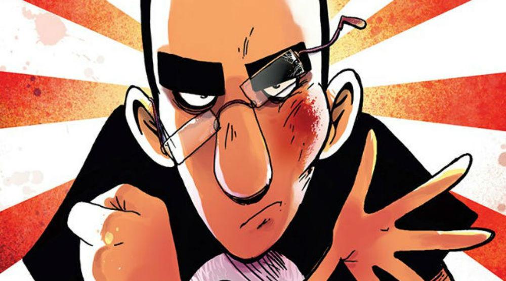 La scuola di pizze in faccia del professor Calcare, svelata la copertina del nuovo fumetto di Zerocalcare