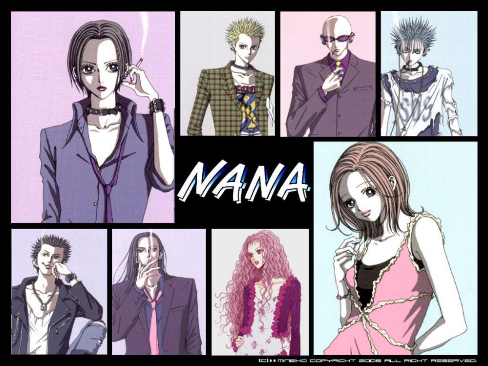 Nana ai yazawa netflix 999x749 - Il corvo e il corsaro: un fumetto che si racconta attraverso la musica