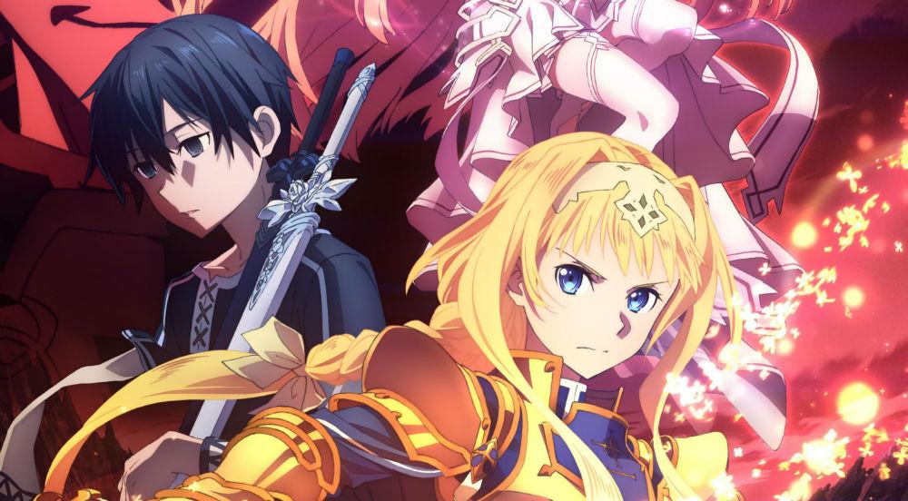 Sword Art Online: Alicization - World of Underworld, la seconda parte dell'anime arriva ad Aprile