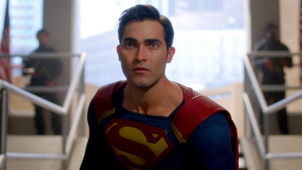 Tyler Hoechlin, Superman