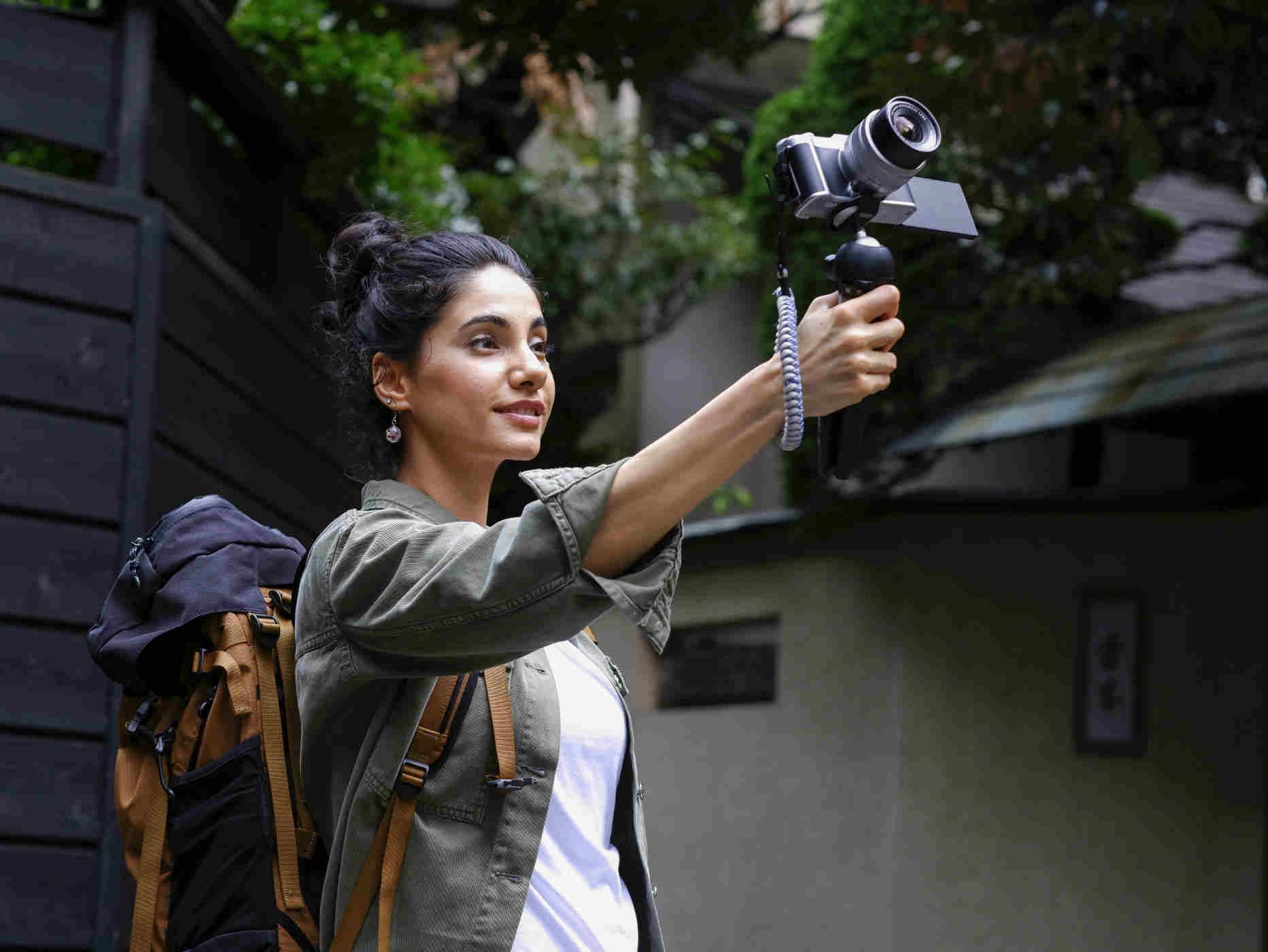 FUJIFILM X-A7: Smartcamera mirrorless che semplifica la fotografia