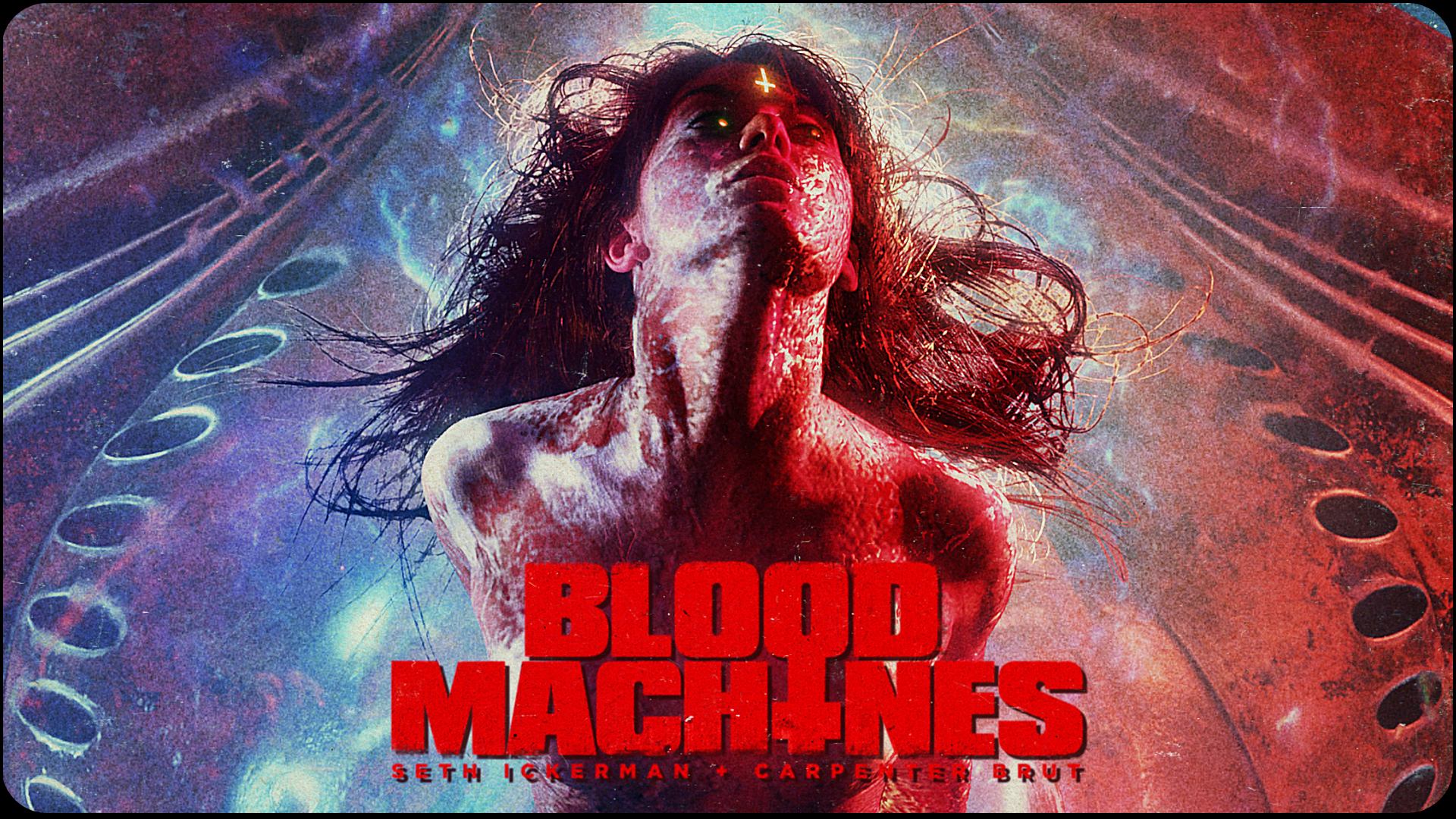 Ecco il trailer di Blood Machines, nuovo film di Seth Ickerman e Carpenter Brut