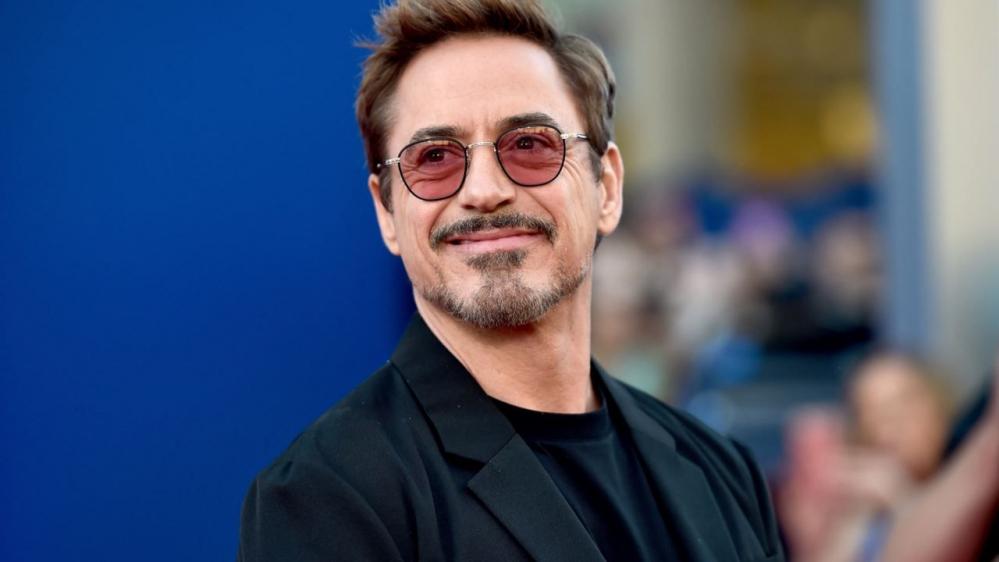 Robert Downey Jr,, Black Widow