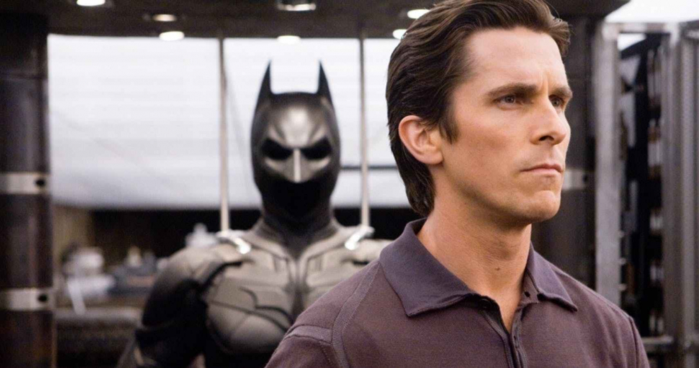 Batman, Christian Bale The Flash