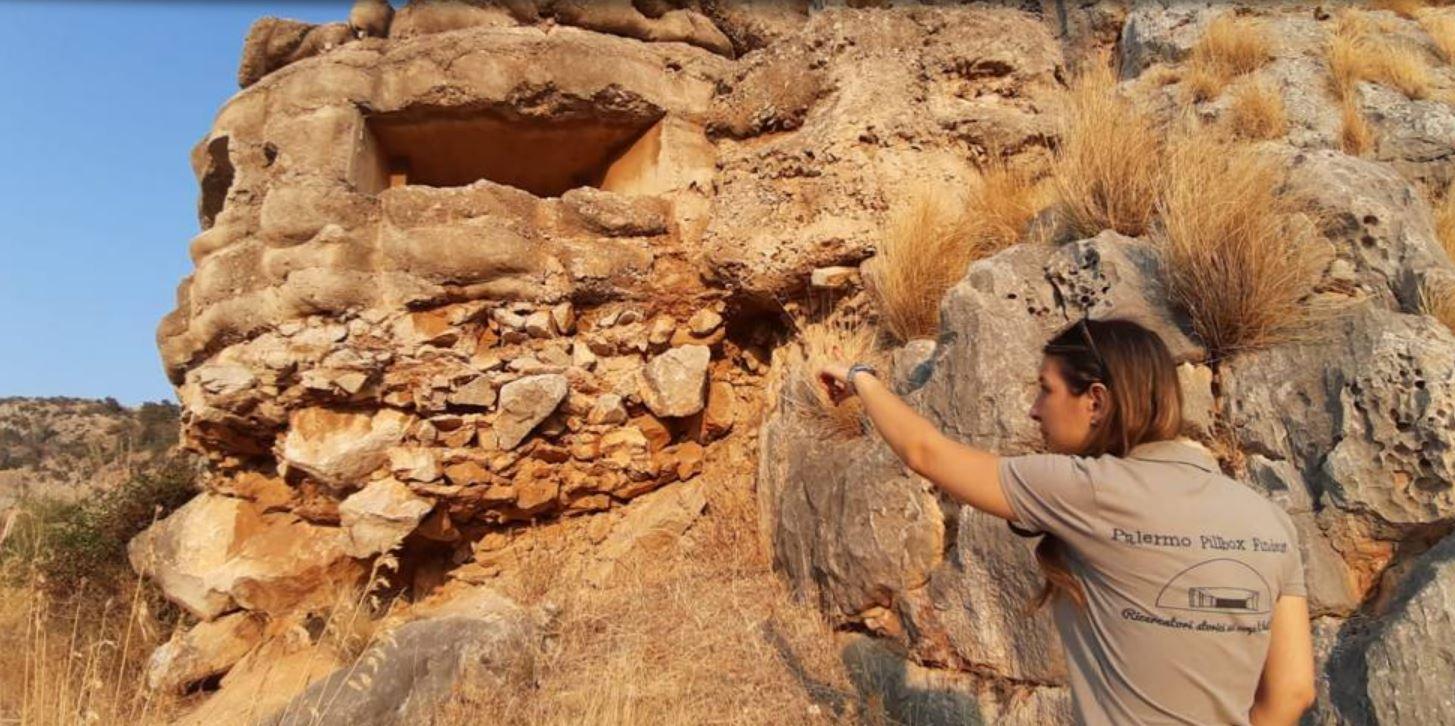 Chi sono i cacciatori di bunker della WWII siciliani