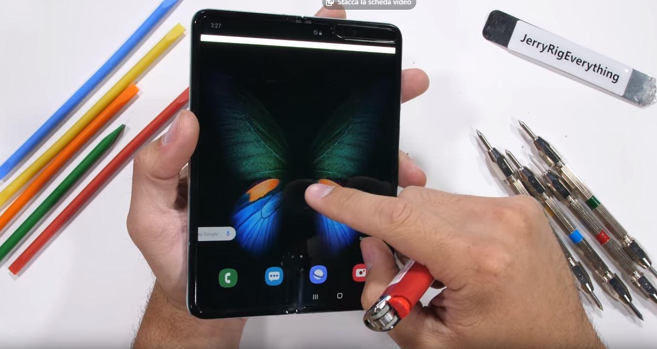 Galaxy Fold 2 rimandato? Non sarà sul palco del Samsung Unpacked del 5 agosto