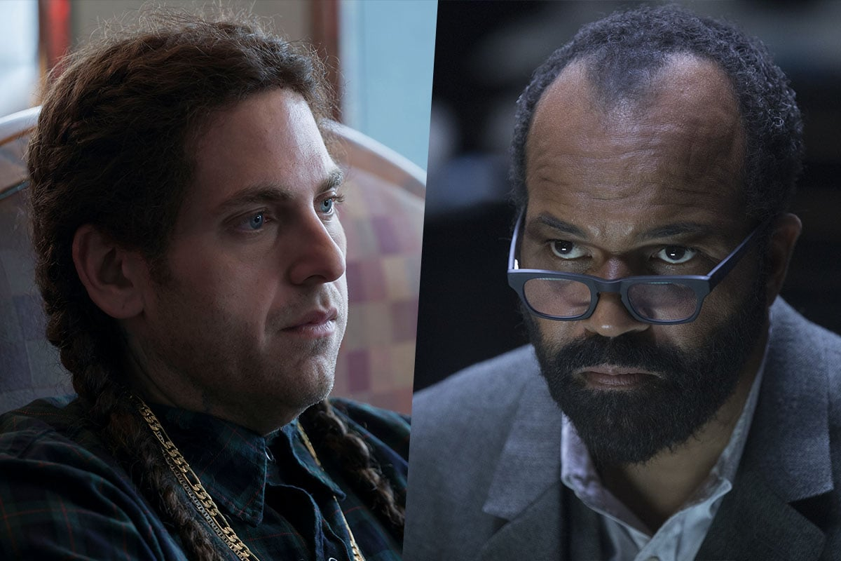 The Batman, Jonah Hill, Jeffrey Wright
